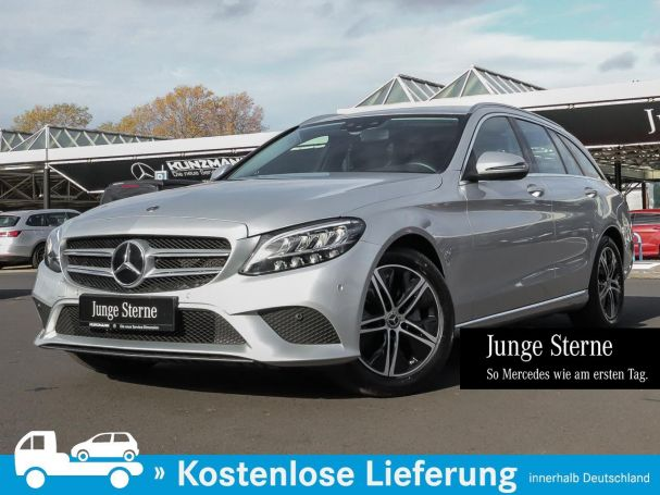 Mercedes-Benz C 180 T Avantgarde Navi LED Kamera SpurAssist