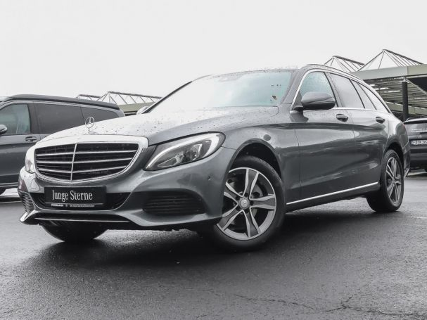 Mercedes-Benz C 180 T Avantgarde Exclusive Navi LED SpurPaket
