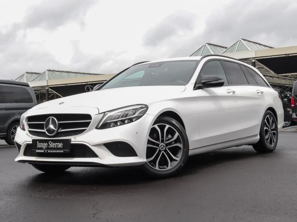Mercedes-Benz C 220 d T Avantgarde Night Comand LED Kamera