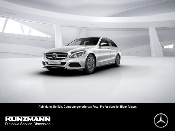 Mercedes-Benz C 250 T Avantgarde Navi LED AHK Kamera Distronic