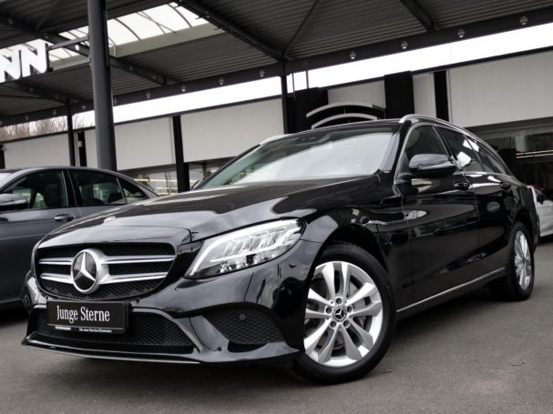 Mercedes-Benz C 300 d T Avantgarde Navi LED Kamera Distronic