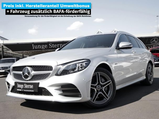 Mercedes-Benz C 300 e T AMG Navi LED Distronic Park P. 360°
