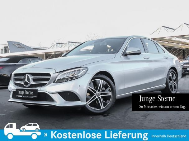 Mercedes-Benz C 180 Avantgarde Navi LED Kamera Totwinkel SpurP