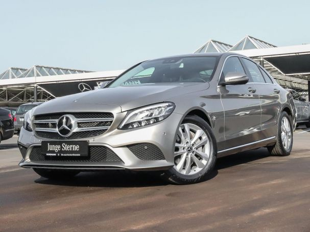 Mercedes-Benz C 300 d Avantgarde Navigation LED Kamera DAB SHZ