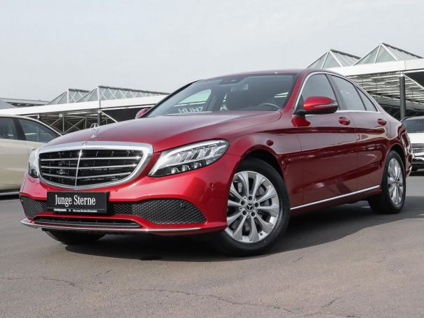 Mercedes-Benz C 300 Avantgarde/Exclusive Navi LED Schiebedach