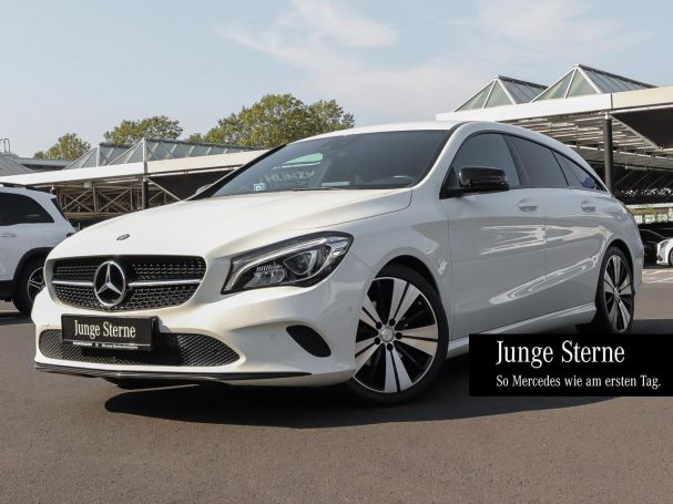 Mercedes-Benz CLA 180 SB Urban Night Navi LED Kamera ParkP.