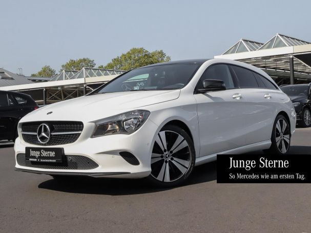 Mercedes-Benz CLA 200 d SB Urban Night Navi Panorama AHK ParkP