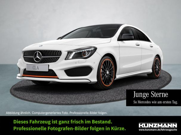 Mercedes-Benz CLA 200 Coupé AMG Night Exklusiv Bi-Xenon ParkA