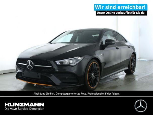 Mercedes-Benz CLA 220 d Coupé EDITION1 AMG Night MBUX NaviPrem
