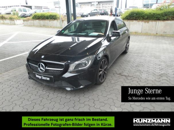 Mercedes-Benz CLA 220 CDI SB Urban Night Navi Bi-Xenon ParkP