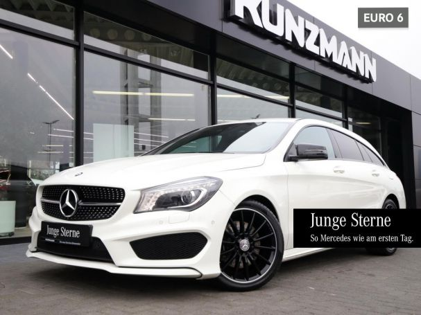 Mercedes-Benz CLA 220 d SB AMG Night Comand Bi-Xenon Kamera