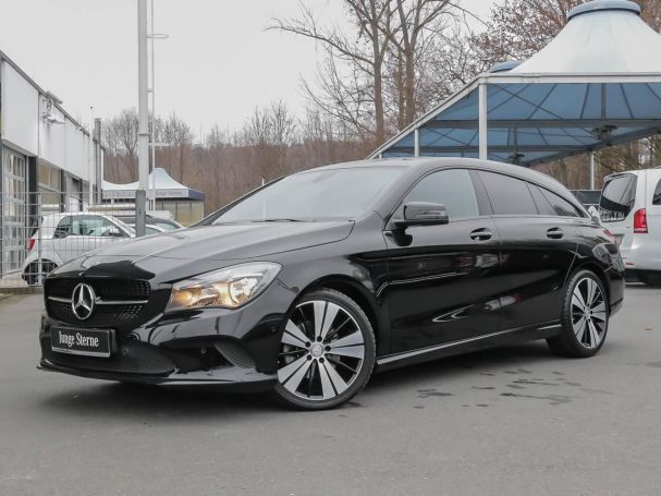 Mercedes-Benz CLA 200 SB d  Chrom Night Navi LMR 18' ParkP.