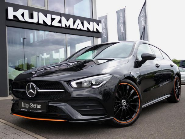 Mercedes-Benz CLA 180 SB Edition1 AMG Night MBUX Navi Prem LED