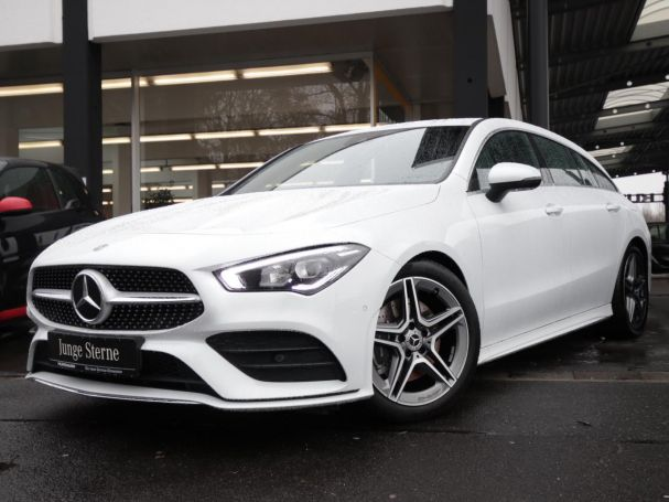 Mercedes-Benz CLA 200 SB AMG MBUX Navi LED Kamera Distronic