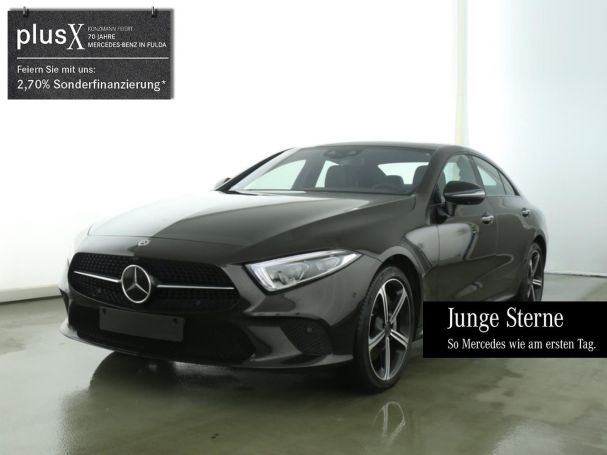 Mercedes-Benz CLS 450 4M Coupé Night Multibeam Distronic SD