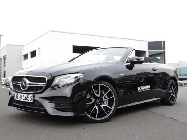 Mercedes-Benz Mercedes-AMG E 53 4MATIC+ Cabriolet Comand LED