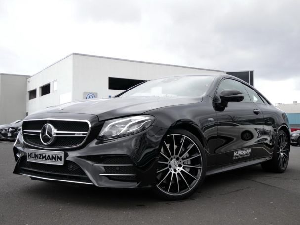 Mercedes-Benz Mercedes-AMG E 53 4MATIC+ Coupé DriversPackage