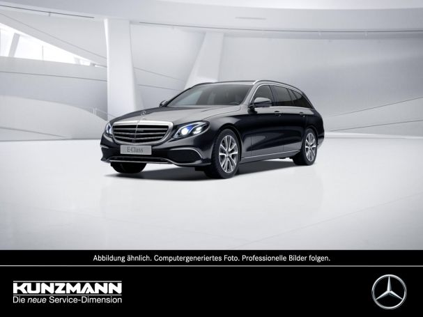 Mercedes-Benz E 220 d T Avantgarde Comand LED Distronic+ 360°