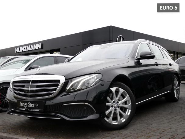 Mercedes-Benz E 350 d T Avantgarde Exclusive Comand Distronic+
