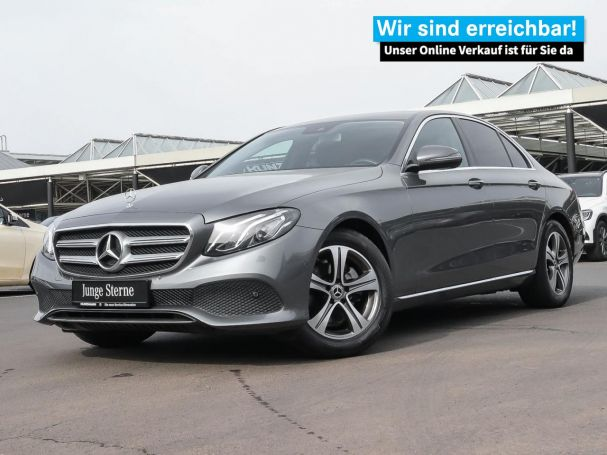 Mercedes-Benz E 220 d Avantgarde Comand LED Widescreen Kamera