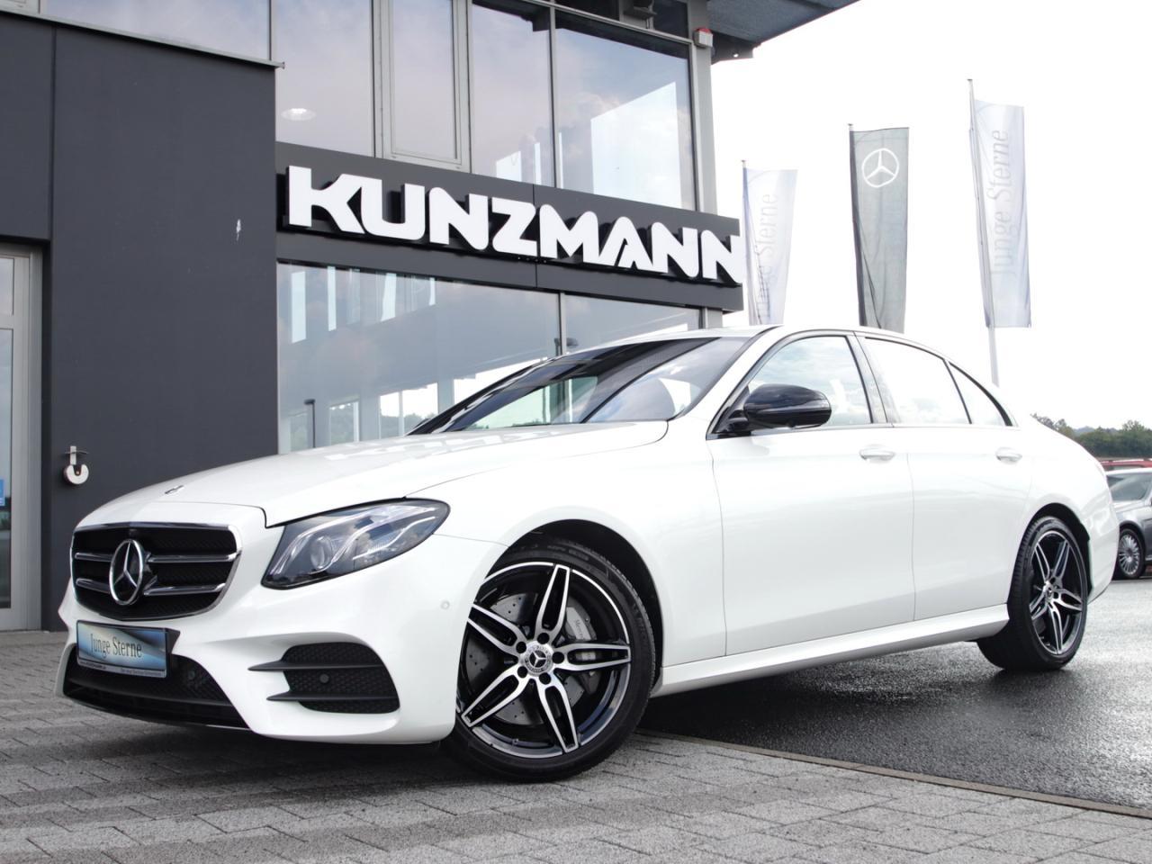 Mercedes-Benz E 400 4M AMG Comand 360° HUD NP: 100.000