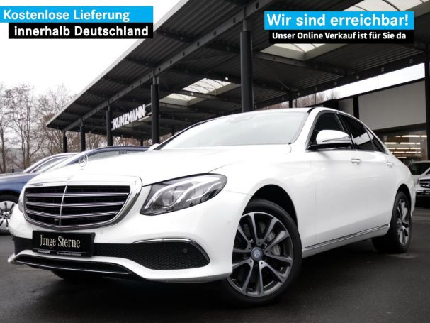Mercedes-Benz E 400 4M Exclusive LED Comand HeadUp 360° SHZ