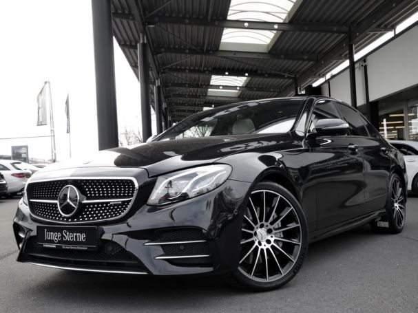 Mercedes-Benz E 43 AMG 4M  Comand LED 360° Distronic Panorama