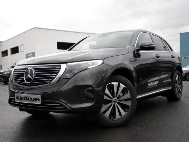 Mercedes-Benz EQC 400 4MATIC MBUX Navi LED Kamera Distronic