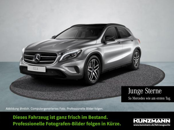 Mercedes-Benz GLA 250 Score Urban Night Navi Bi-Xenon Panorama