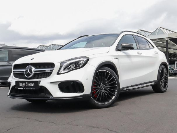 Mercedes-Benz GLA 45 AMG 4M Exclusive Night Comand Distronic+
