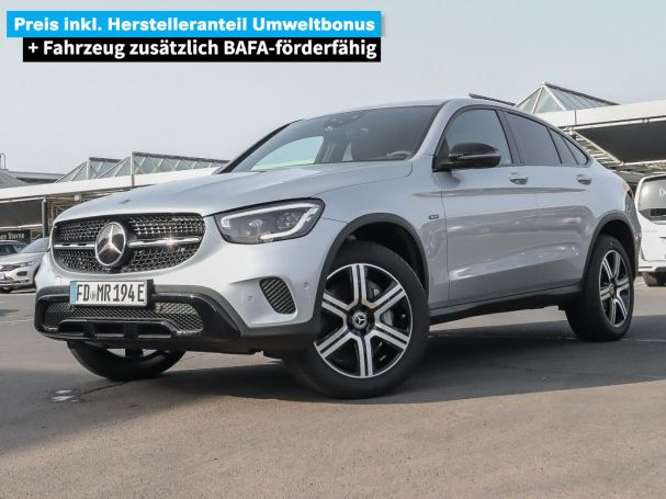 Mercedes-Benz GLC 300 de 4MATIC Coupé MBUX Navi LED Distronic