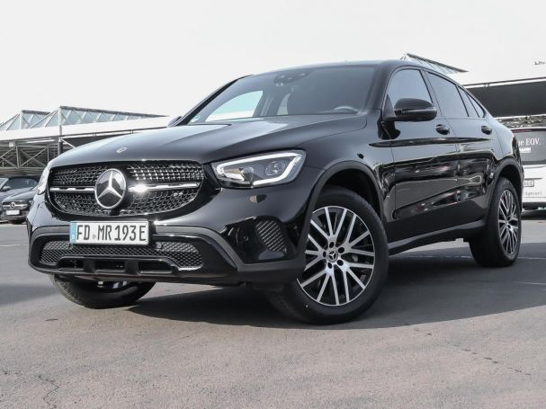 Mercedes-Benz GLC 300 de 4MATIC Coupé Night MBUX Navi Distronic