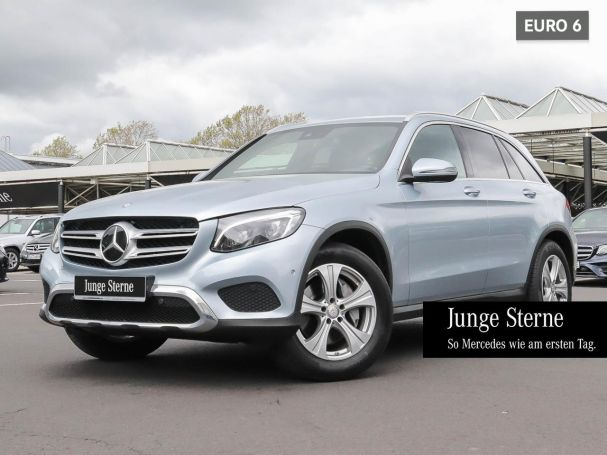 Mercedes-Benz GLC 220 d 4M Exclusive Comand LED Totwinkel