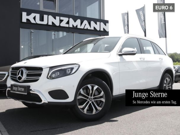 Mercedes-Benz GLC 220 d 4M Exclusive Navi Standheizung LED/ILS