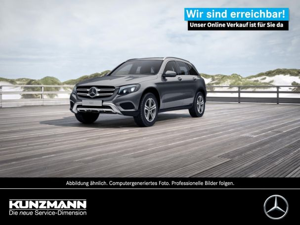Mercedes-Benz GLC 220 d 4M Off-Road Navi Distronic Standhzg