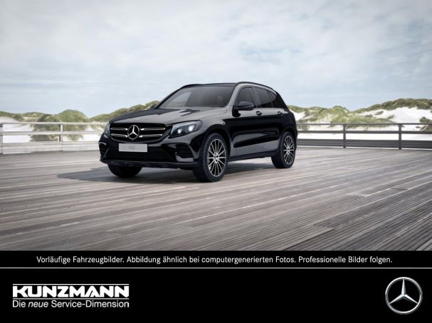 Mercedes-Benz GLC 250 4M AMG Night Comand Panorama 360° AHK