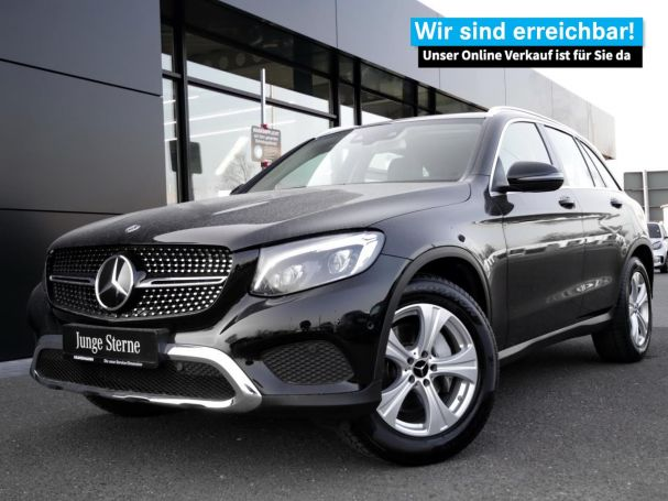 Mercedes-Benz GLC 250 4M Exclusive Comand LED Kamera Panorama
