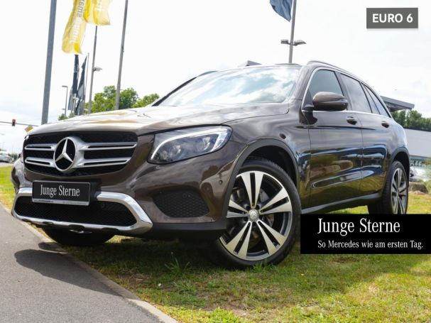 Mercedes-Benz GLC 250 d 4M Exclusive Keyless Go Memory Comand