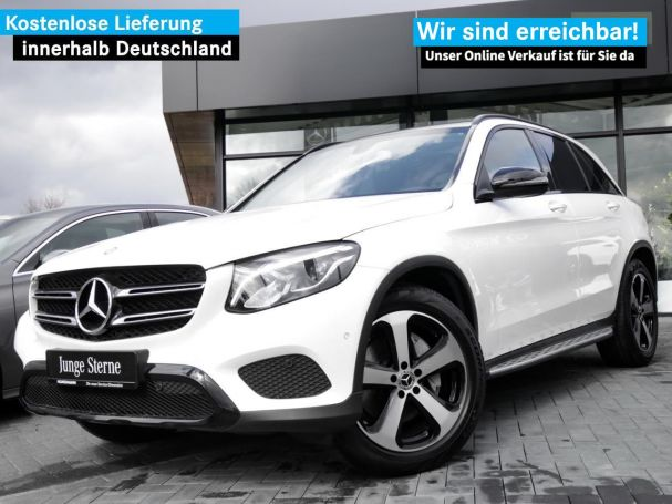 Mercedes-Benz GLC 250 d 4M AMG Night Exclusive Navigation LED