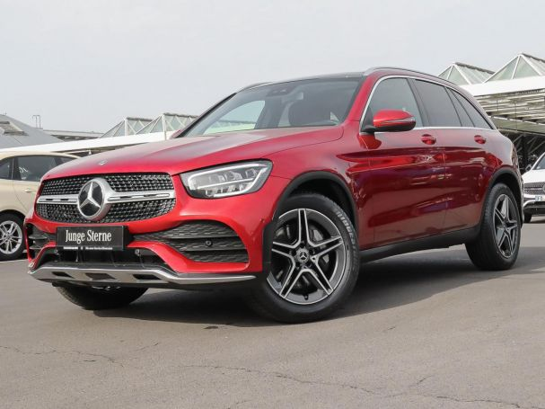 Mercedes-Benz GLC 300 4M AMG Exclusive MBUX Navi LED Panorama