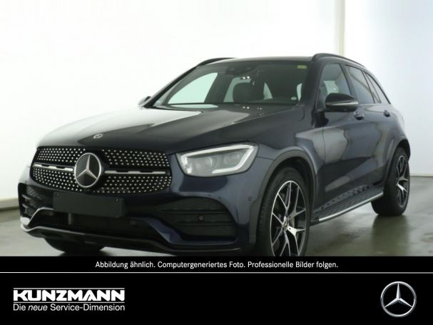 Mercedes-Benz GLC 300 d 4M AMG Night MBUX Distronic Panorama
