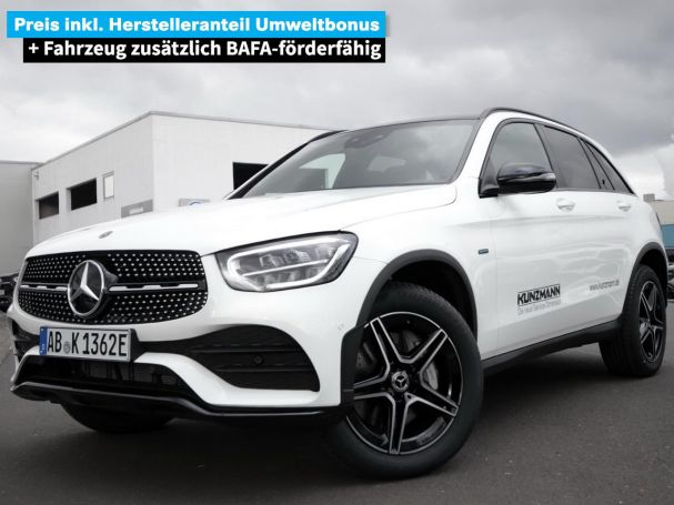 Mercedes-Benz GLC 300 de 4MATIC AMG Night MBUX Navi LED AHK 9G