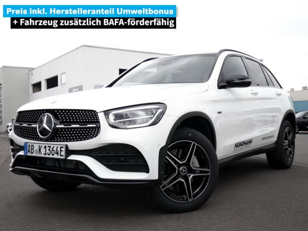 Mercedes-Benz GLC 300 de 4MATIC AMG Night MBUX Navi LED AHK