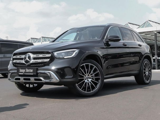 "Mercedes-Benz GLC 300 e 4M MBUX Panorama Distronic 20""AMG"
