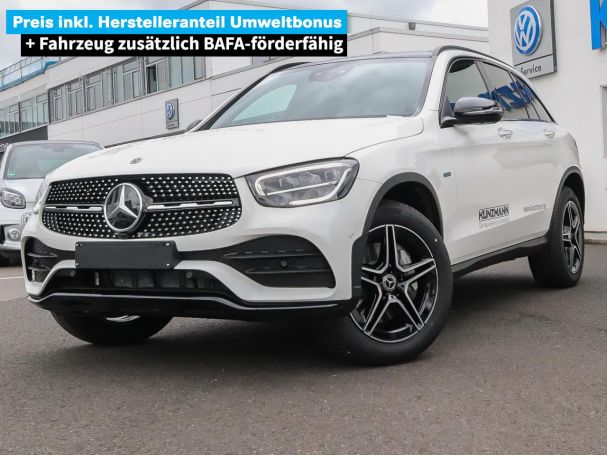 Mercedes-Benz GLC 300 e 4MATIC AMG Night MBUX Navi PanoramaSD