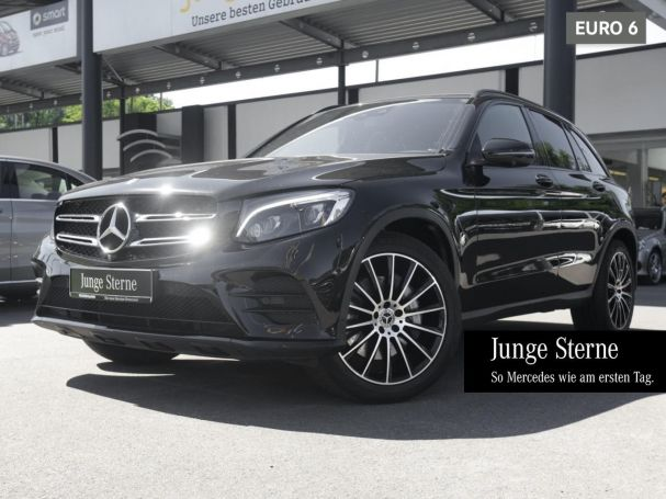 Mercedes-Benz GLC 350 d 4M AMG Night Comand LED LMR 20 Zoll