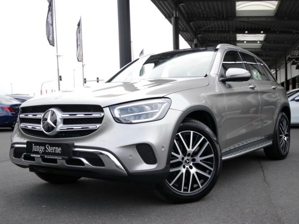 Mercedes-Benz GLC 400 d 4M OffRoad/AMG MBUX Navi Panorama Spur