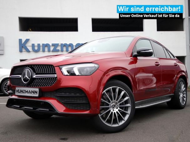Mercedes-Benz GLE 350 d 4MATIC Coupé AMG Night MBUX Navi 360°