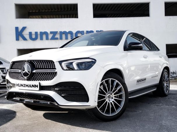 Mercedes-Benz GLE 350 d 4MATIC Coupé AMG Night MBUX Navi LED