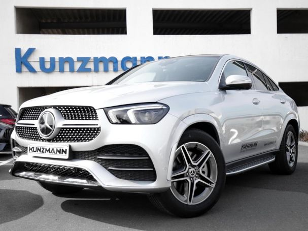 Mercedes-Benz GLE 350 d 4MATIC Coupé AMG MBUX Navi LED HUD 360